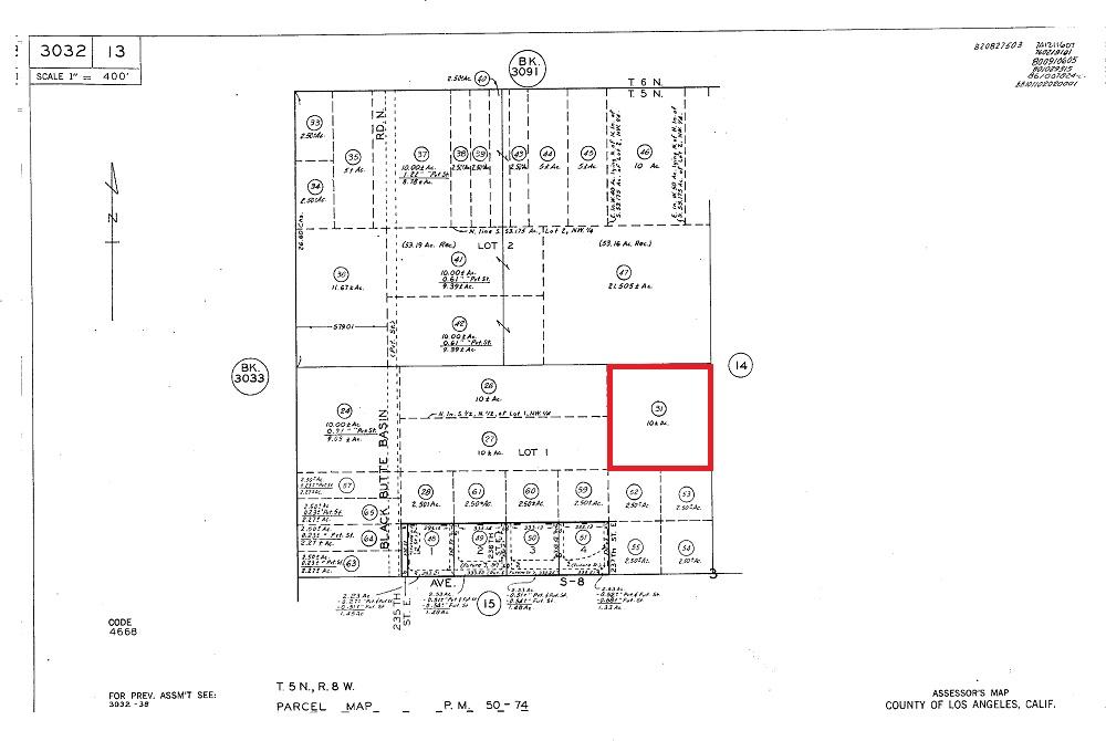 plat map 3032 013 031 aim 4 land. Black Bedroom Furniture Sets. Home Design Ideas